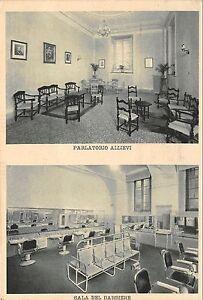 Cartolina-Postcard-Pavia-Scuola-Allievi-Ufficiali-di-Complemento-del-Genio