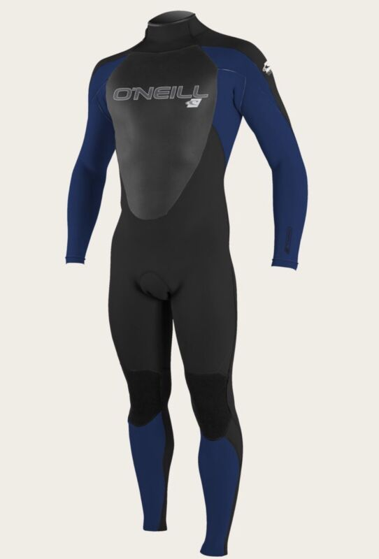 EPIC 4/3MM BACK ZIP FULL WETSUIT Adult Large