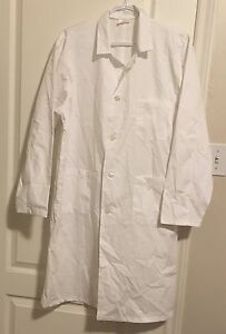 Lab Coat (Size Small)