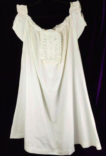 Antique 1860s 1870s Chemise Gown Corset Foundation Victorian Civil War