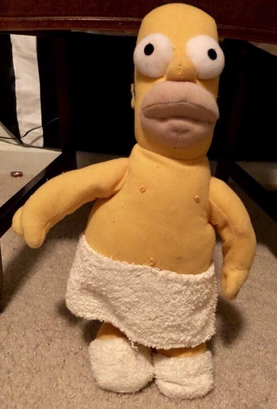 "Simpsons Macho Man Homer 16"""