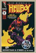 Hellboy Seed of Destruction 1