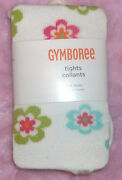 Gymboree Growing Flowers Tights