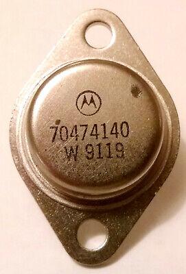 Motorola Peavey Output Transistor Nos 70474140 Pnp