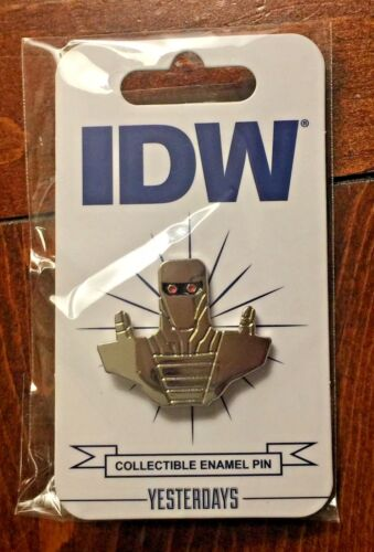 SDCC 2017 Exclusive IDW Limited Edition ROM Enamel Pin