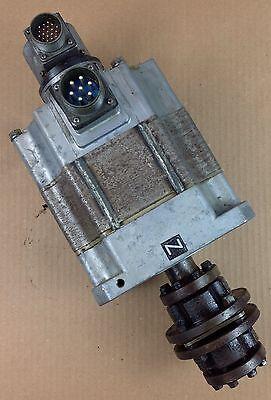 Mitsubishi Ac Servo Motor Mazak Quick Turn Ha 80 Working Z Axis Control Encoder