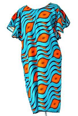 Afrikanisches Kleid, Sommer Dashiki, Summer African Print free dress, free gown