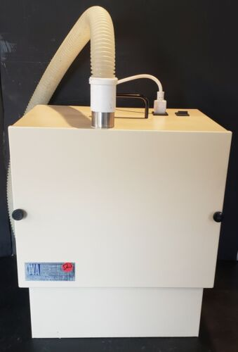 Dental Ventures of America Dust Collector  with 2 Filters and Hose         DW