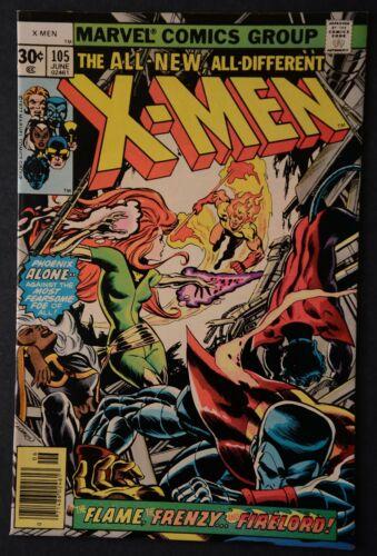 X-Men #105 VF/NM