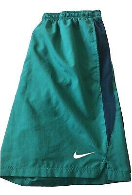 Nike DriFit Men's Running Shorts Size M Teal Turqouise