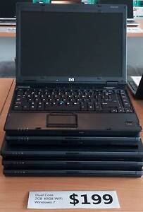 EX GOV WINDOWS 7 LAPTOPS FROM ONLY $149! Annerley Brisbane South West Preview