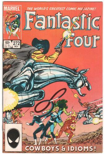 Fantastic Four #272 ~ 1st appearance Nathaniel Richards / KANG ~ VF/NM