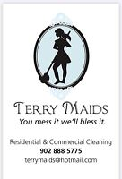 Terry Maids cleaning services