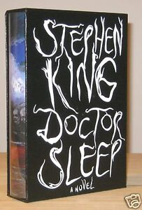 STEPHEN-KING-DOCTOR-SLEEP-CHADBOURNE-ARTIST-SIGNED-1st-PRINTING-NEW-UNREAD