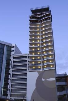"""1BR city pad in """"Peak Apartments"""""""