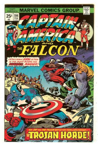 Captain America 194   Jack Kirby