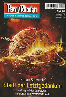 PERRY RHODAN Nr. 3008 - Stadt der Letztgedanken - Susan Schwartz - NEU