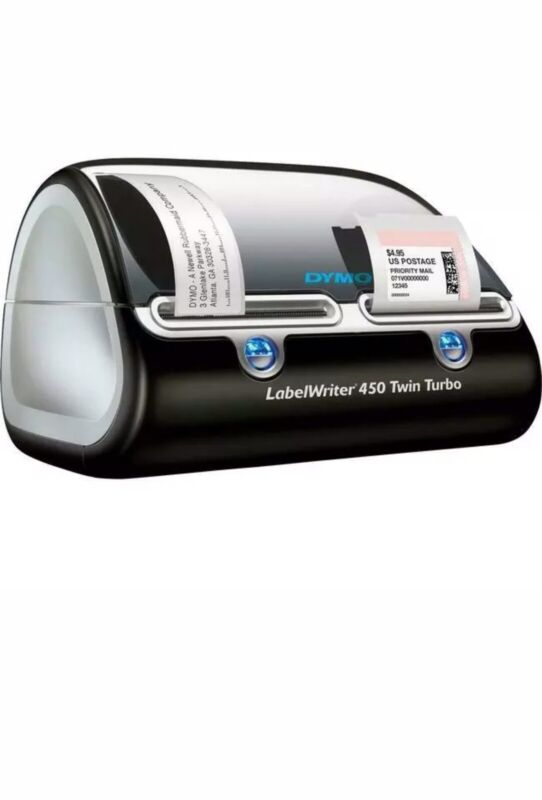 Dymo LabelWriter Direct Thermal Printer - Monochrome - Label Print New In Box