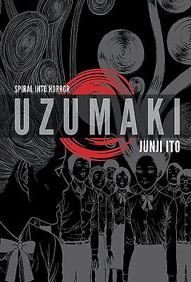 Uzumaki (3-in-1, Deluxe Edition) by Junji Ito (Hardcover) NEW on Rummage