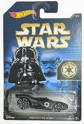 Hot Wheels Star Wars Darth Vader Prototype H-24 Vehicle Car Toy