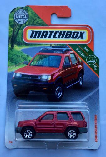 Matchbox Nissan Xtrerra XE SE V6 PRO-4X 4WD Nismo Jdm Road Trip Off Baja Oem