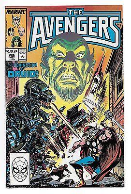 The Avengers #295 (Sep 1988, Marvel)