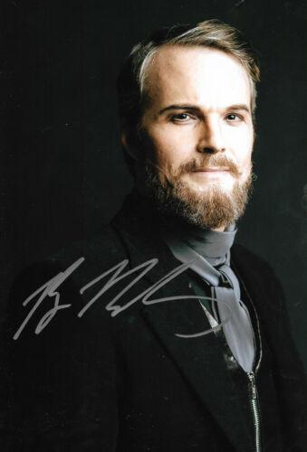 Ryan McKinny Opera signed 8x12 inch photo autograph