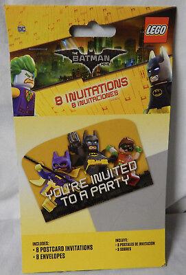 Lego Batman Party Invitations - Batman Lego Invitations