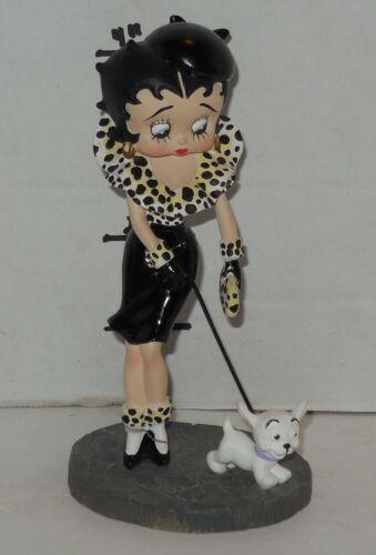 Vintage 1999 Westland Giftware Betty Boop Ceramic Figure Item # 6852