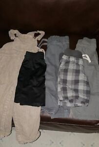 Boy's Toddler pant/short lot