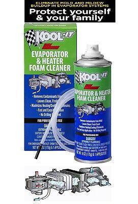 Klima Cleaner Car Air Conditioner Evaporator And Heater Foam Healthy Fresh Air