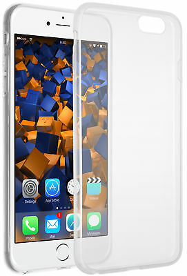 mumbi Hülle für Apple iPhone 6s 6 Schutzhülle slim Case Tasche Cover Handy klar (Apple Iphone6 Silikonhülle)