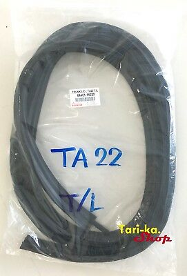 Trunk Lid Rubber Weatherstrip Seal TL For Toyota Celica RA20 RA21 RA22 TA22 RA23 for sale  Shipping to United States