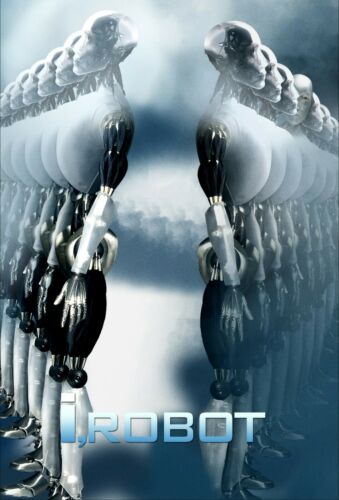 I Robot movie poster  : 11 x 17 inches