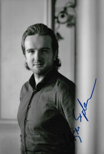 Sergiu Saplacan Opera signed 8x12 inch photo autograph