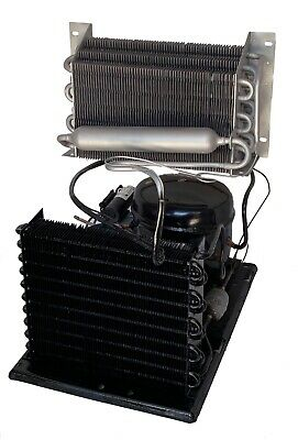 Vendo Vintage Vending Machine Refrigeration Unit V25t V43t V45t New Compressor