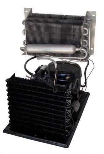Vendo Vintage Vending Machine Refrigeration Unit V25T V43T V45T, New Compressor!