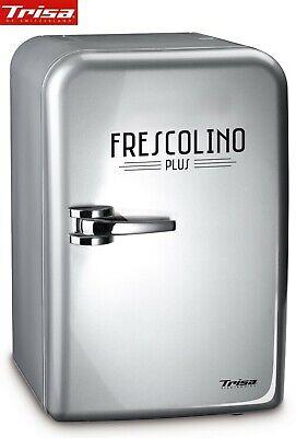 Mobiler Mini-Kühlschrank Trisa Frescolino Plus silber 12 + 220 Volt * Neuheit * 12 Mini-kühlschrank