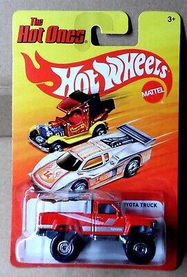 "2012 Hot Wheels ""The Hot Ones"" - '87 Toyota Truck - VHTF ! - Last (1) !"
