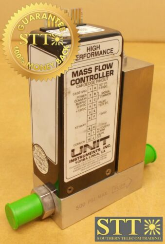 Ufc-1100a Unit Mass Flow Controller High Performance Range 50 Sccm Gas Bc13