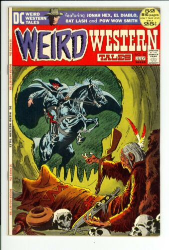 WEIRD WESTERN TALES #12  9.2 NM-  OW/WHITE PAGES!  SALE!  REDUCED FROM $225.00!!