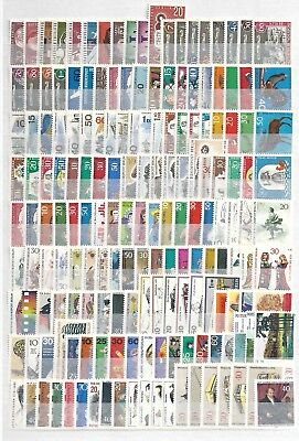 Berlin Sammlung 1960 - 1990 Postfrisch !