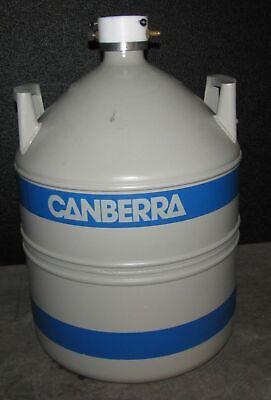 Canberra Liquid Nitrogen Tank Ln2 Dewar - 30 Liter B19