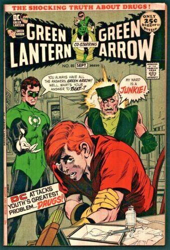 Green Lantern #85 Bronze Age DC 6.0