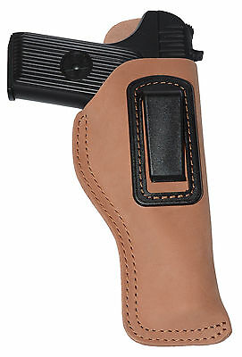 Tokarev TT,  Zastava M57 / M70A, Norinco (IWB) gun holster, genuine suede, RH , used for sale  Shipping to United States