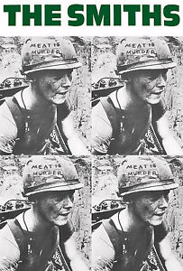 The Smiths Poster Meat is Murder 24