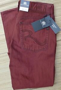 ROCK & REPUBLIC MENS COLORED STRAIGHT LEG SIGNATURE SEXY FIT JEANS LIST $88