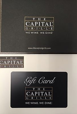 100 Gift Card Capital Grille Use At Olive Garden  Yardhouse Darden Restaurant