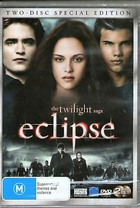 THE-TWILIGHT-SAGA-Eclipse-2-DVd-Set-R4-BRAND-NEW-Still-Sealed