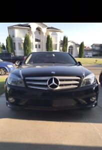 2010 Mercedes Benz C350 4Matic AMG Package!!